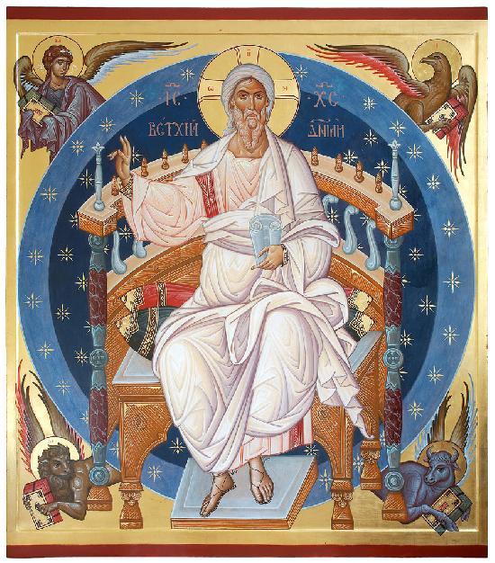 Jezis Kristus Stary Dnu Theofil Buh Krestanstvi Duchovni Zivot