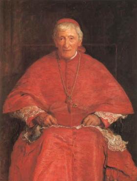 Co Newman hledal v katolické Církvi? Na tuto otázku odpověděl ...